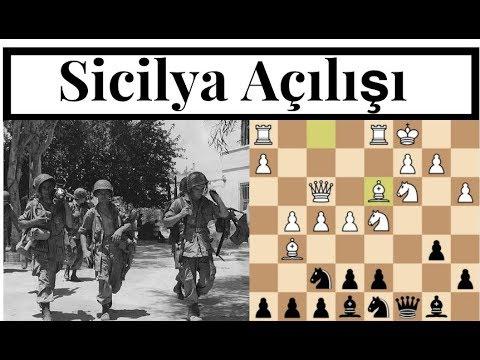 Italyan Açılışı   Kazandıran Satranç Taktikleri #1