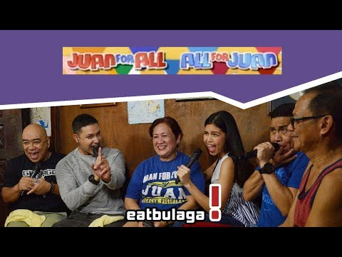 Juan For All, All For Juan Sugod Bahay | January 16, 2018