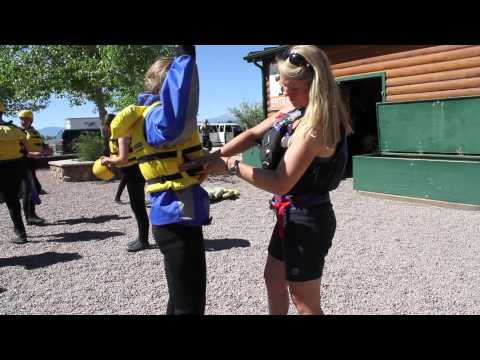 A Guide To Whitewater Rafting Gear - Colorado River Rafting Trips