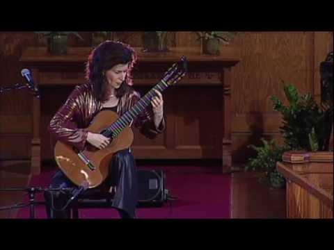 MPBN's Maine Arts! Guitarist Sharon Isbin - Live in Concert