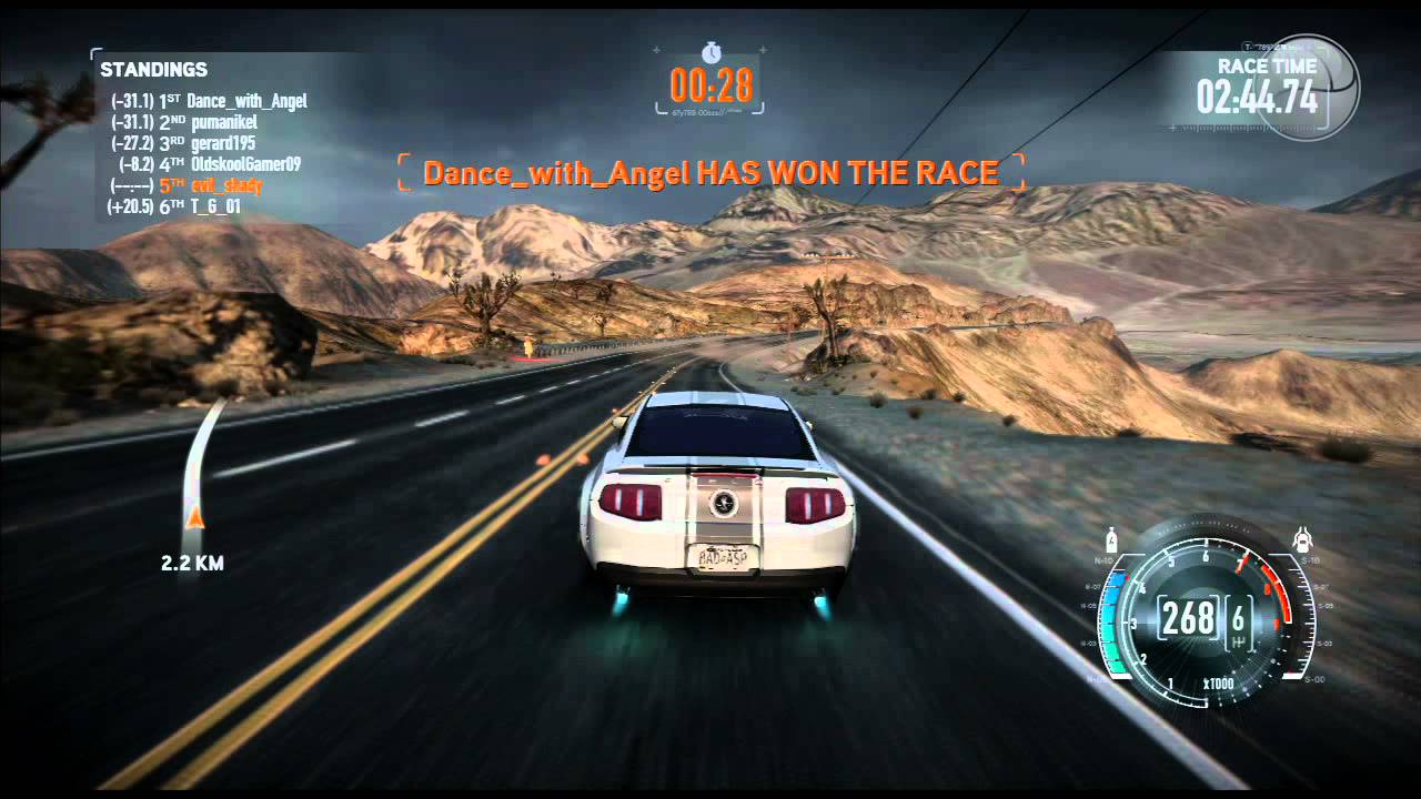 Videoanálise: Need For Speed: The Run (PlayStation 3, Xbox 360, PC