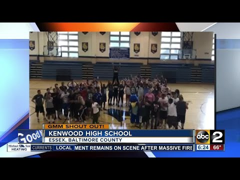 Epic shout out from Kenwood High School