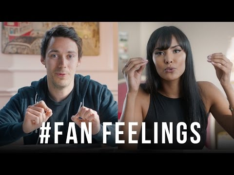 Coca-Cola Presents: Strange Fan Confessions ft Tom Deacon and Maya Jama #FanFeelings