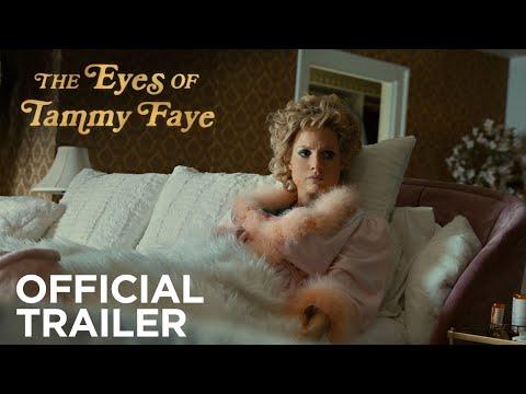 Jessica Chastain impacta en el tráiler de The eyes of Tammy Faye