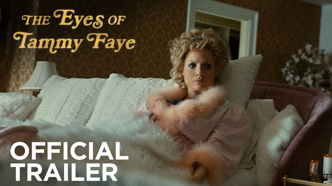Film Fest presents 'The Eyes of Tammy Faye' premiere Sept. 24-Oct. 3
