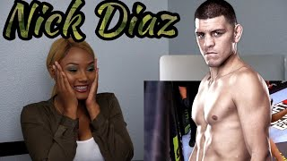 Clueless New MMA Fan Reacts to Nick Diaz UFC Highlights