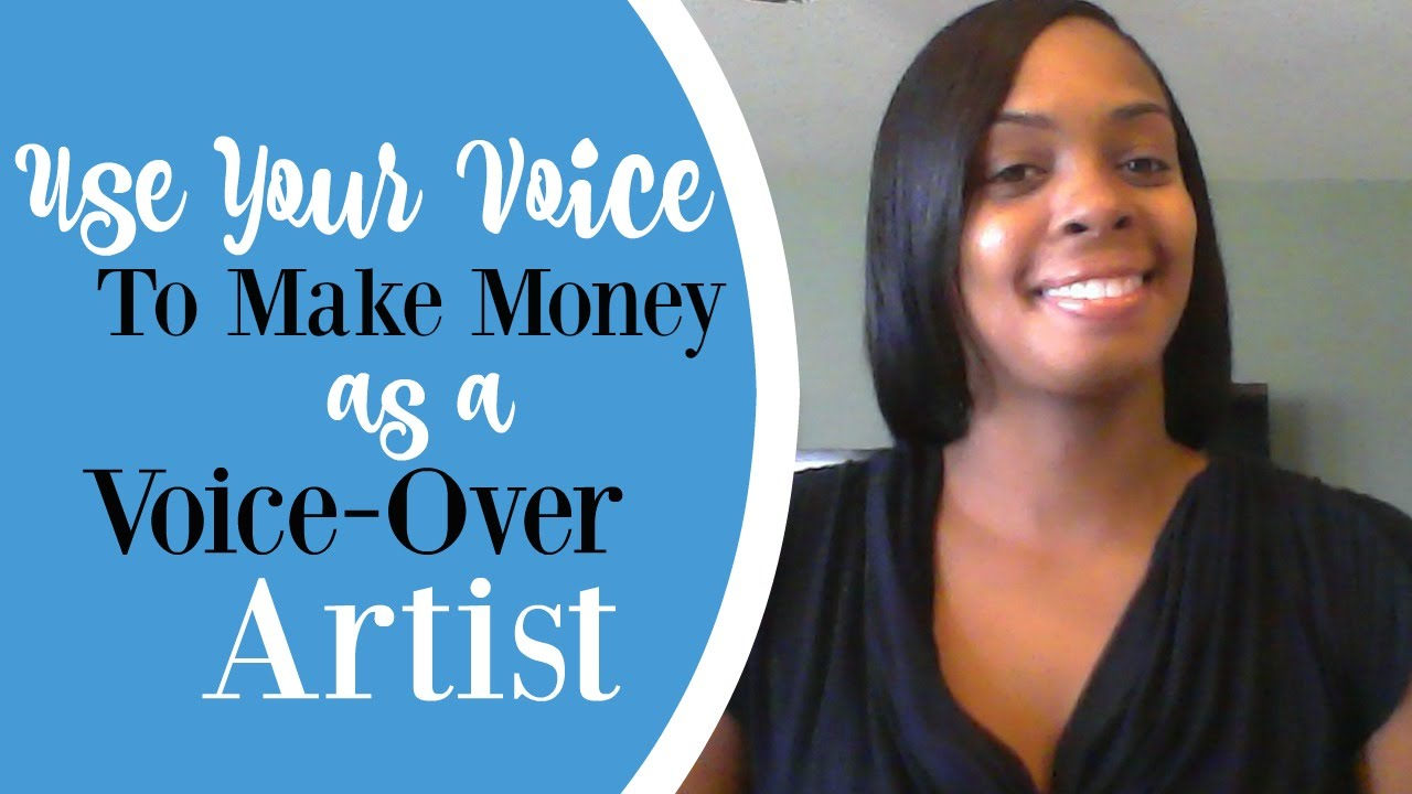 Get Paid To Use Your Voice! Earn Up To $300/Hr as Voice Over Artist