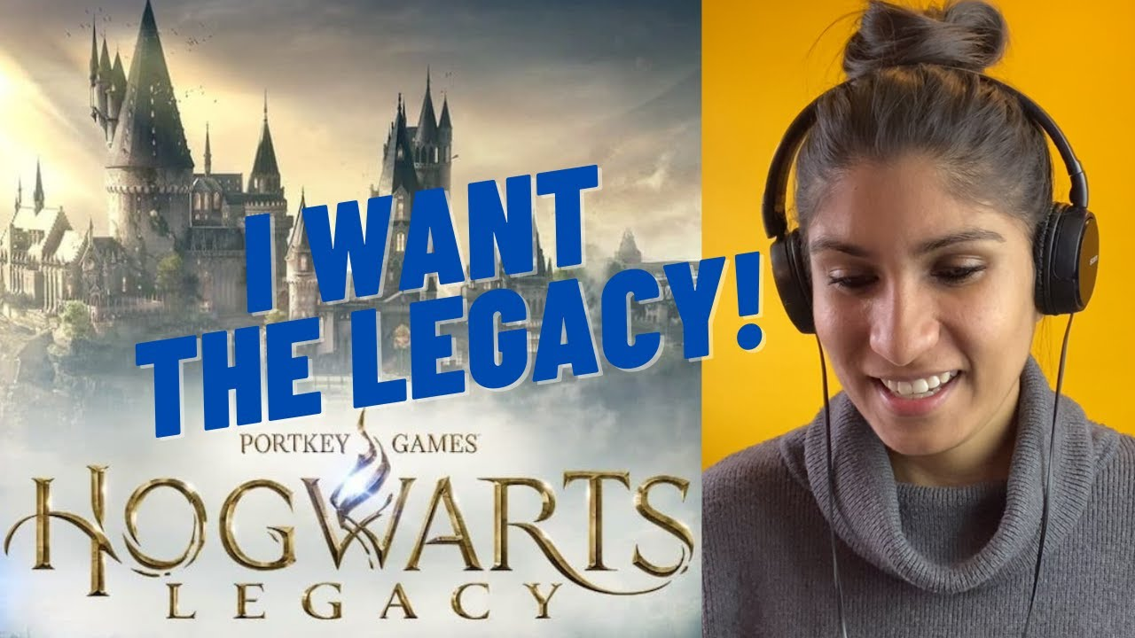Download HOGWARTS LEGACY - Official Reveal Trailer | PS5 - REACTION!...I WANT A HOGWARTS LEGACY!