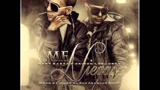 Baby Rasta Y Gringo - Me Niegas (Instrumental Original De Estudio) (Prod. By Jumbo EQPS)