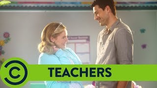The Hottest of Hot Dads - Teachers | Comedy Central
