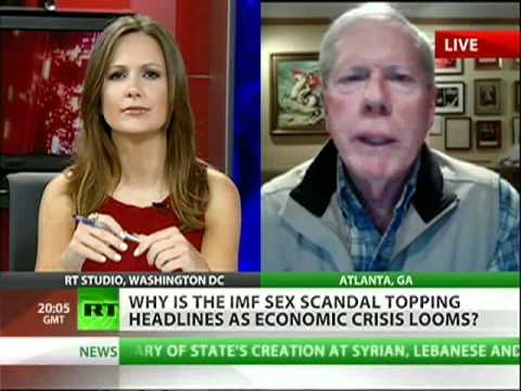 Strauss-Kahn  sex scandal obscures real IMF story