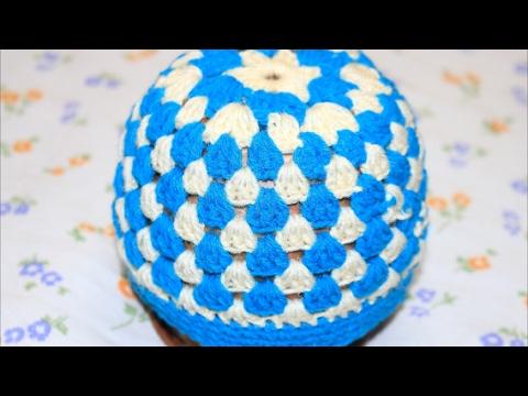 a4547dfd6 Crochet Baby Hat-Crochet Granny Hat-How to Crochet a hat By Nagu's Handwork