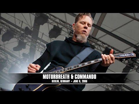 Metallica: Motorbreath & Commando (MetOnTour - Berlin, Germany - 2006) Thumbnail image