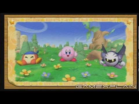 Kirby\'s Return to Dreamland - Last Level, Final Boss Battle, Ending (Spoilers!)