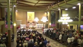 Wigilia Paschalna 2017 -Chwała na wysokości Bogu