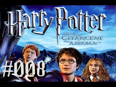 Harry Potter und der Gefangene von Askaban #008 - Männer in Schwarz (Deutsch/PC)[HD]