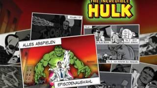 Incredible Hulk 1966 (2 DISC RETAIL DVD MENU)