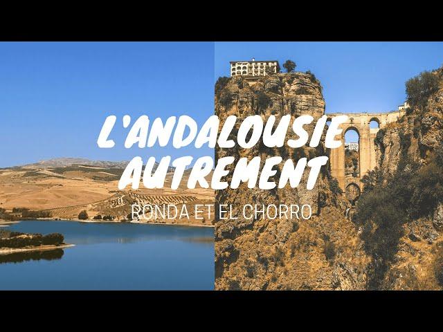 [Voyage] La ville de Ronda en Andalousie vue du ciel [Drone]