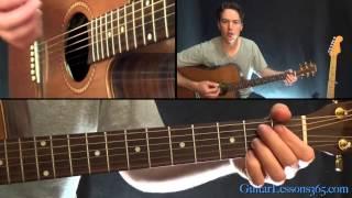 Summertime Blues Guitar Lesson - Eddie Cochran