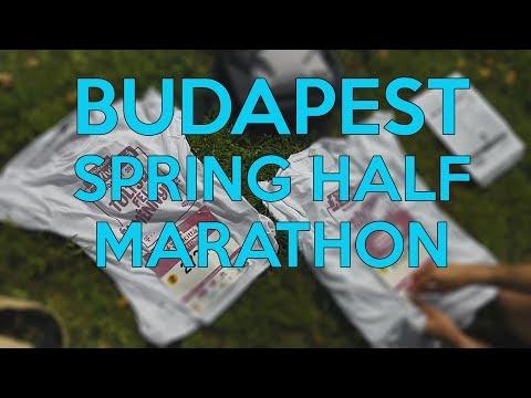 EL DIA DE LA CARRERA! | SPRING HALF MARATHON BUDAPEST 33.Telekom Vivicitta
