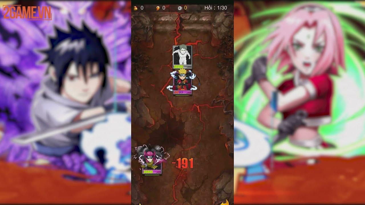 Cảm nhận game OMG Ninja Mobile: Dễ chơi, hình ảnh truyện Naruto quen thuộc
