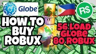 Como comprar ROBUX usando carga GLOBE (Filipinas) 2019 + dicas para MakaMura ng damit SA Roblox