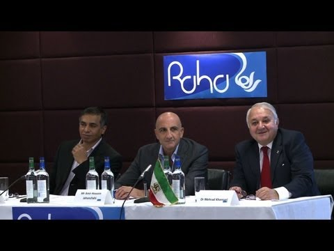 Iranian Opposition TV Channel Launches In London