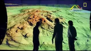 Presentación Documental Tesoros Perdidos de los Mayas por NatGeo