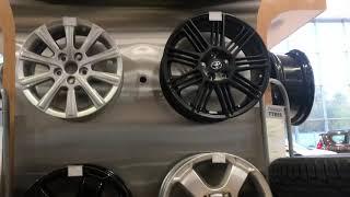 Колеса Toyota и Lexus - Литые диски Тойота и Лексус