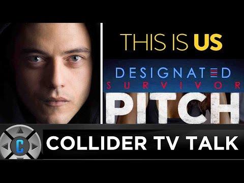 Mr. Robot Finale Review / Fall TV First Look -  Collider TV Talk