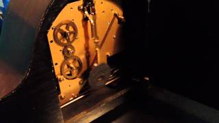 Antique Clock Problems, Stops Itself!