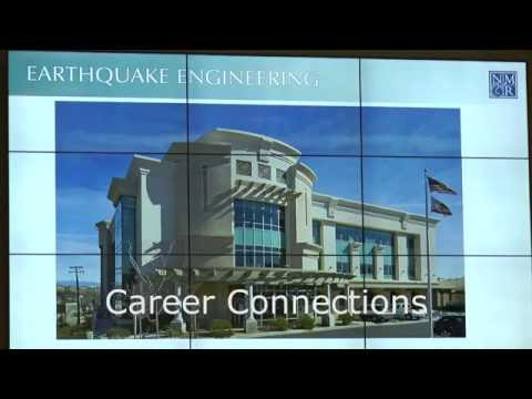 NSSP Career Connections: Earthquake Engineering with NMR Architects