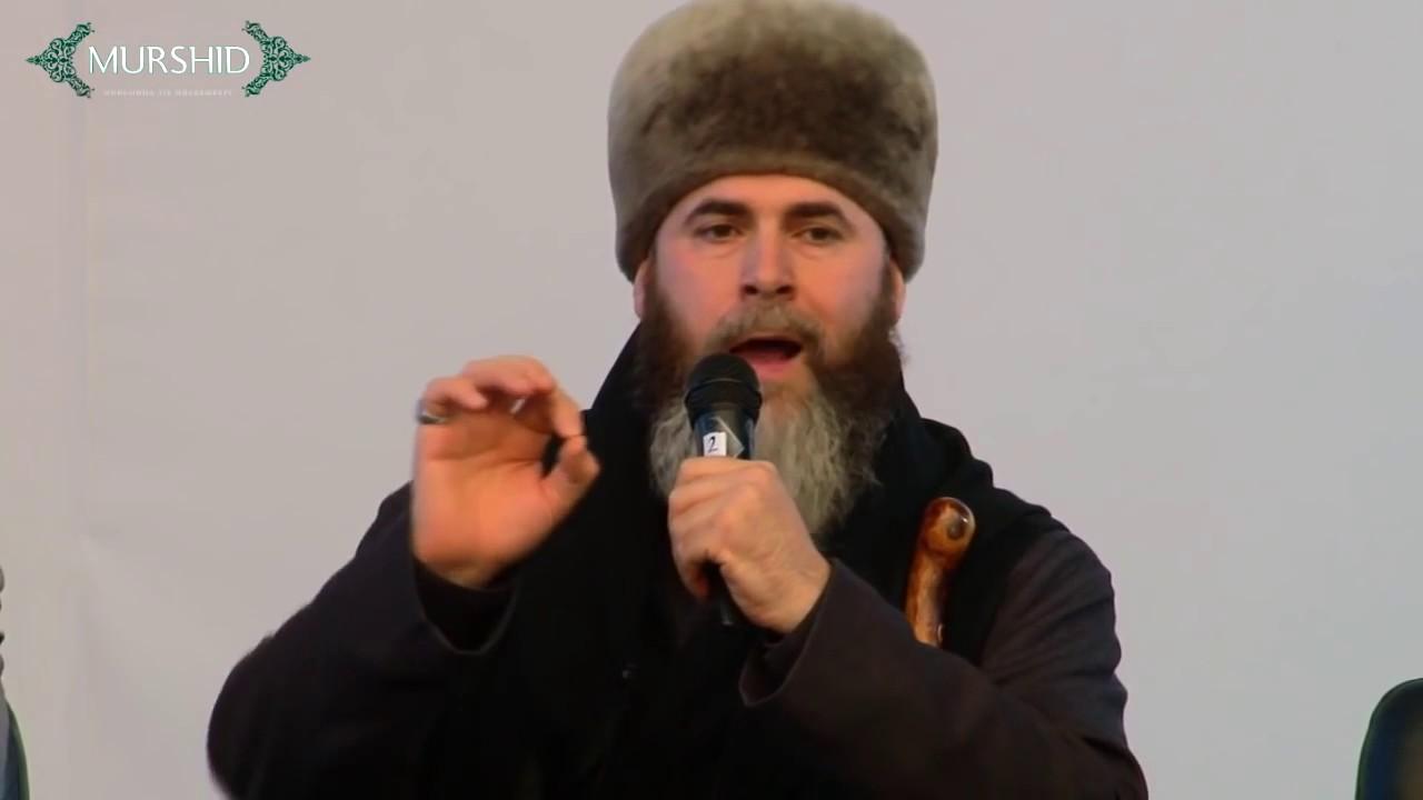 Шейх Салах Межиев про Мавлид - YouTube