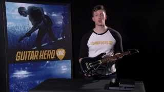 Syncing a Guitar Hero Live Controller to a Console
