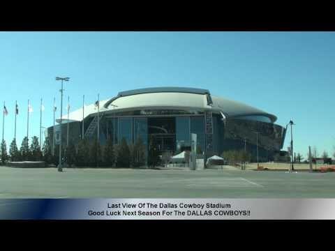 Dallas Cowboys Stadium And The Texas Rangers Stadium Tour