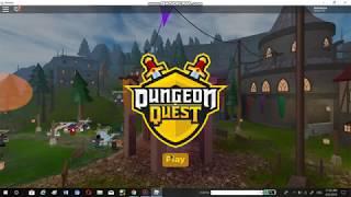 len lvl 7 dugeon quest trong roblox tap 2