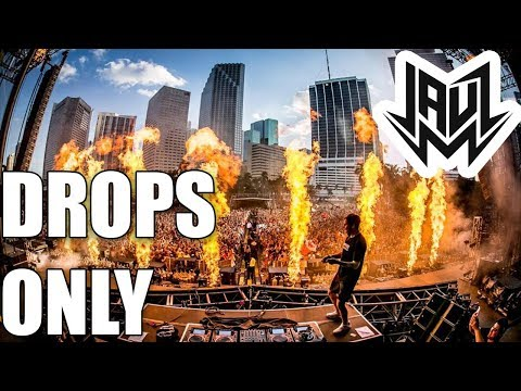 JAUZ - Drops Only  @ Ultra Music Festival 2018