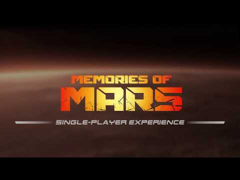 Memories of Mars - Dev Diary 06 - Single Player Experience