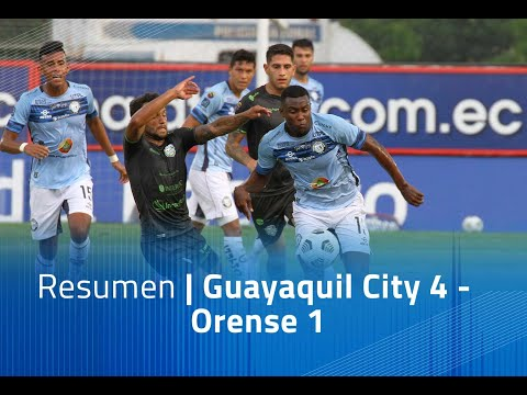 Guayaquil City Orense Goals And Highlights