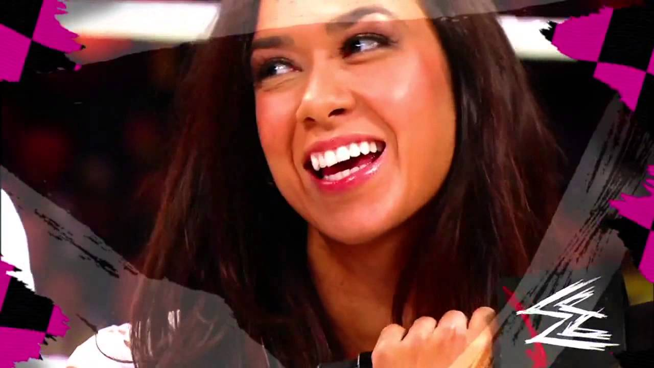 AJ Lee's New WWE Entrance Video (Let's Light It Up) With Download Link