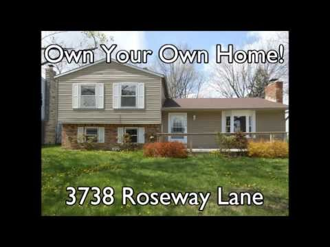 Rent-To-Own Properties in Indianapolis, Indiana!
