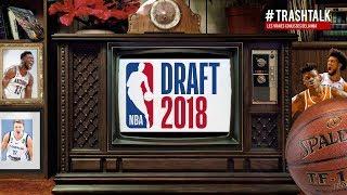 Draft 2018 : vivez la cérémonie en direct avec TrashTalk !