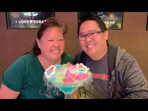 Las Vegas! | Buffet At ARIA | I Love Sugar | Aloha Specialties | American Coney Island | Pizza Rock