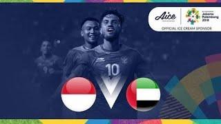 ADU PENALTI INDONESIA VS UNI EMIRATE ARAB
