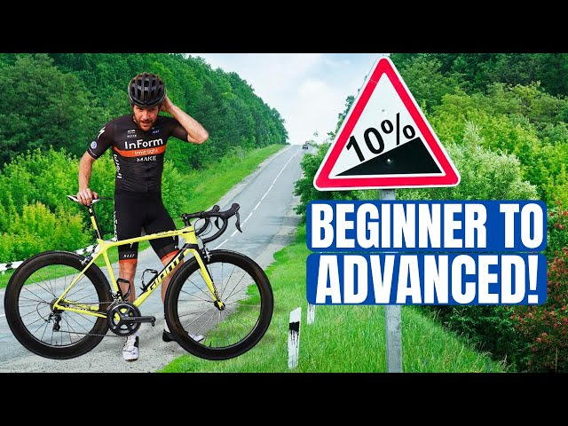 Increase Your Strength & Power on the Bike (with Hill Repeats)