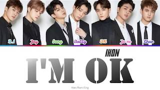 iKON (아이콘) - I'M OK (Color-coded lyrics) Han/Rom/Eng