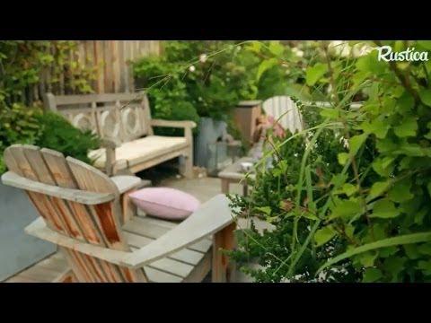 Agencer une terrasse