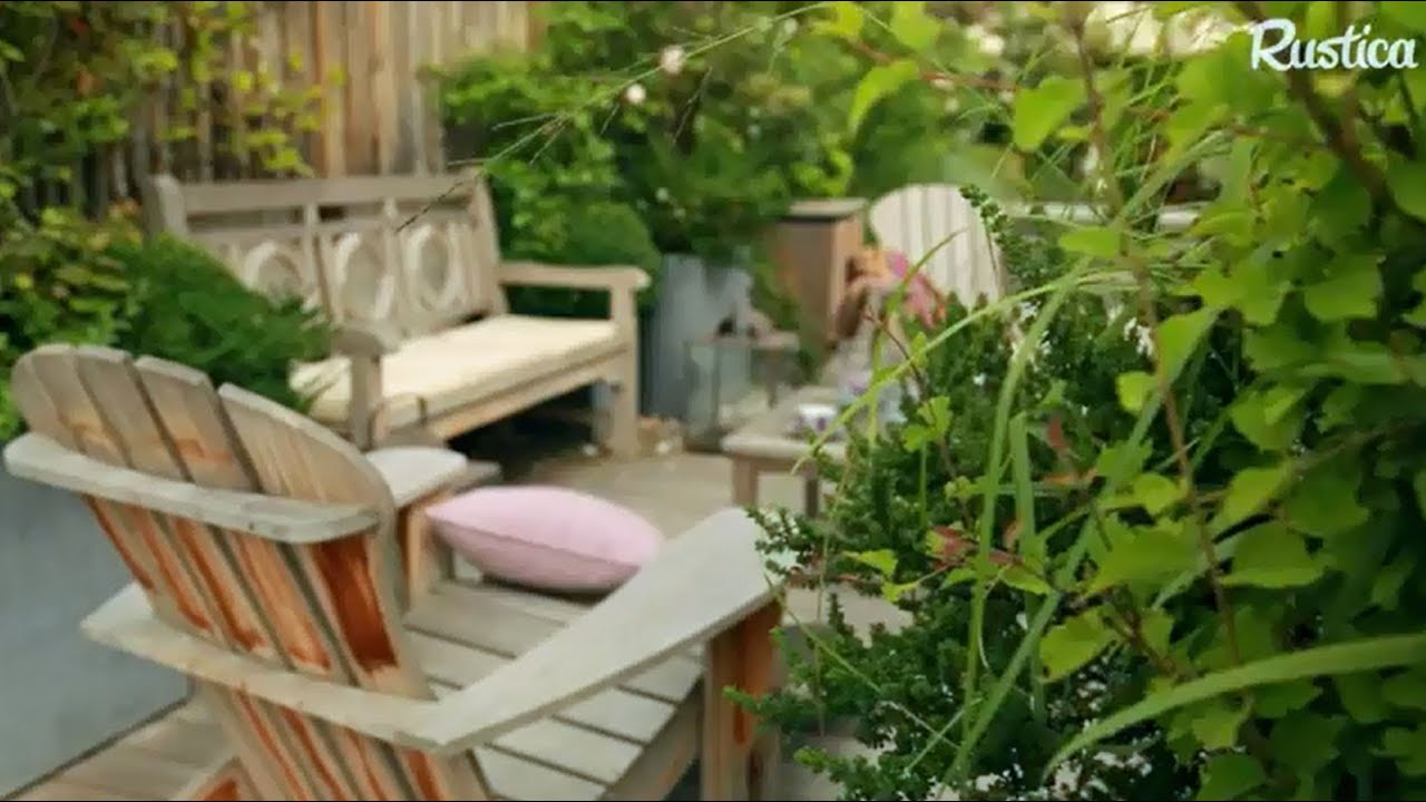 Agencer une terrasse youtube - Agencer jardin ...