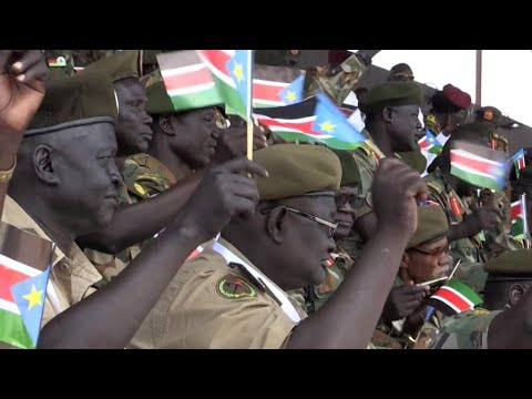 South Sudan's latest attempt at fragile peace