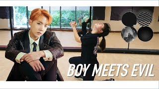 BTS (방탄소년단) - BOY MEETS EVIL Dance Tutorial | Full w Mirror [Charissahoo]